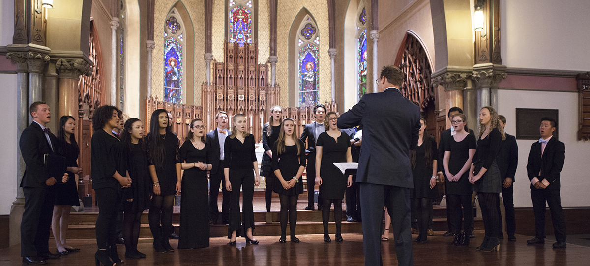 Upper School Spring Concert Places Students on Display