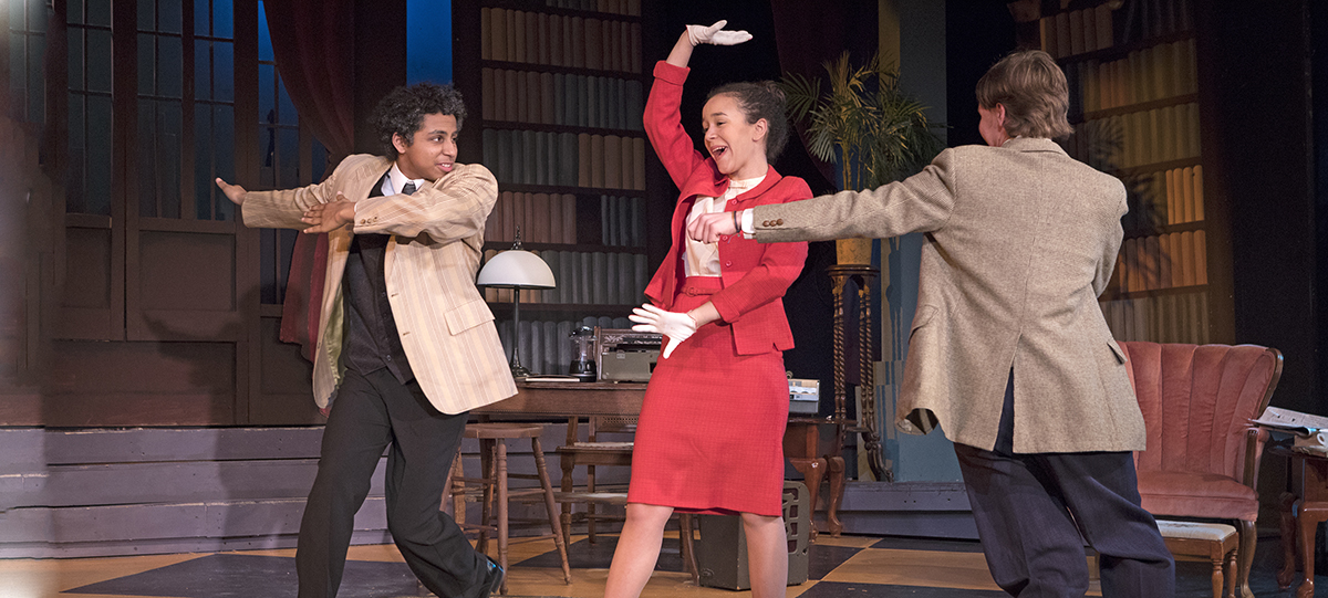 "Students Tackle ""My Fair Lady"" with Upper School Musical"