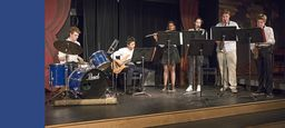 Students Shine at Middle School Spring Concert