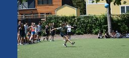 Faculty Squeak Out Victory in Annual Sixth Grade Kickball Game