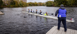 BB&N Community Cheers On Crew at Head of the Charles