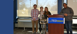 Students Become Teachers in Marine Ecology TEDx Talks