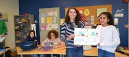Students Become Authors in Spanish Honors II