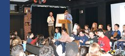 Middle School Geography Bee Puts Students on the Map