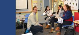 Chinese Language Students Welcome Global Educator