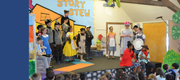 Fifth Graders Bring Fairy Tales to Life in Story Stew