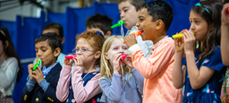 Lower School Students Sing Into Spring