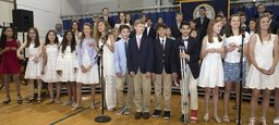 Sixth Graders Bid Farewell to the Lower School