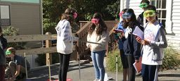 Seventh Graders Explore Rocket Science
