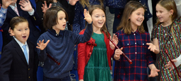 Lower School Concerts Celebrate the End of the Year