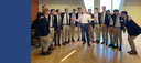BB&N Singers Perform with Kenyon College's Kokosingers