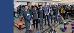 BB&N Robotics Team Excels in New England Tournament