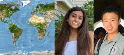 Students Create Global Community Conversations, an International Discussion Group